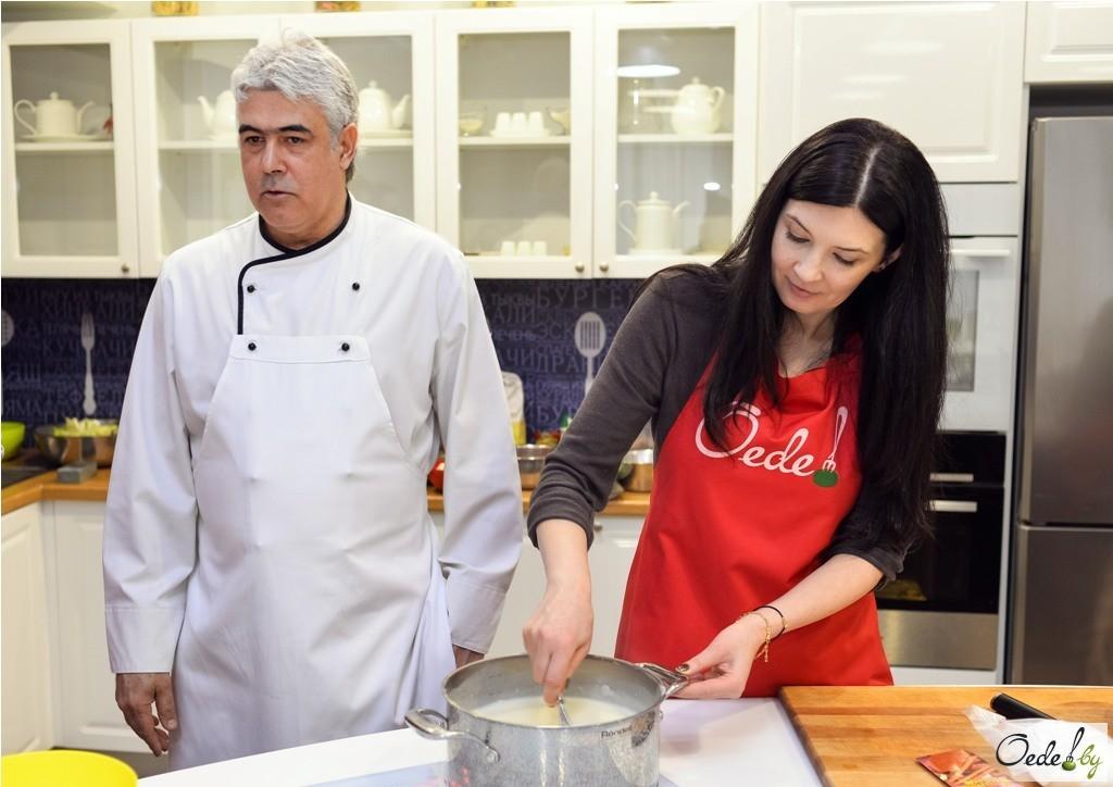 Наталья Миракле и Хулио Риверо