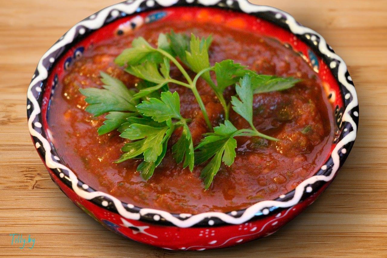 Рецепт соуса для долмы с фото