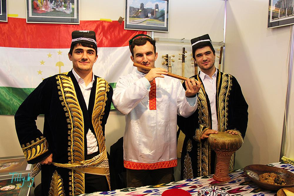 Стенд Туркменистана на Фуд шоу