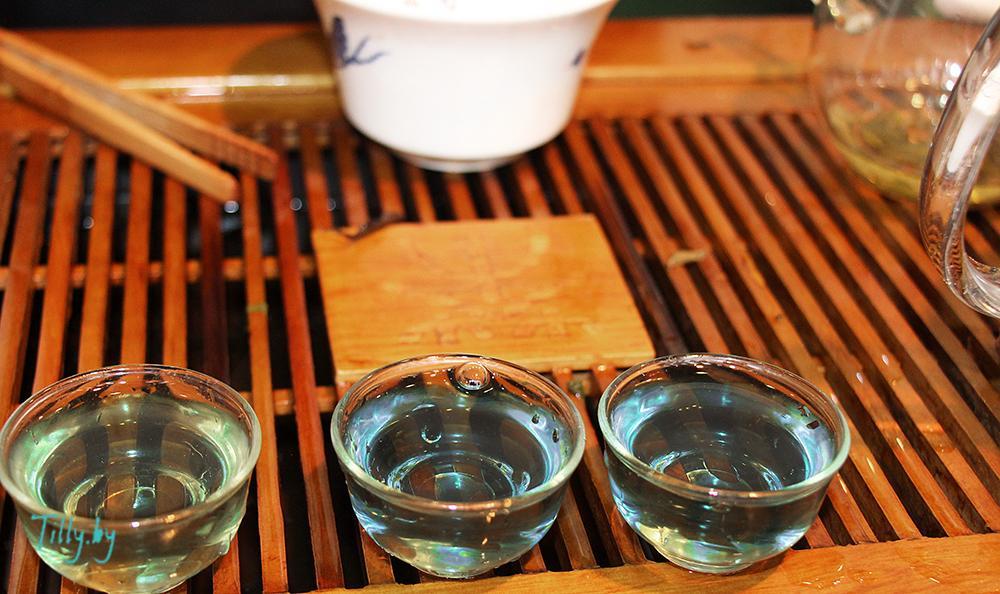 Пиалы для синего чая