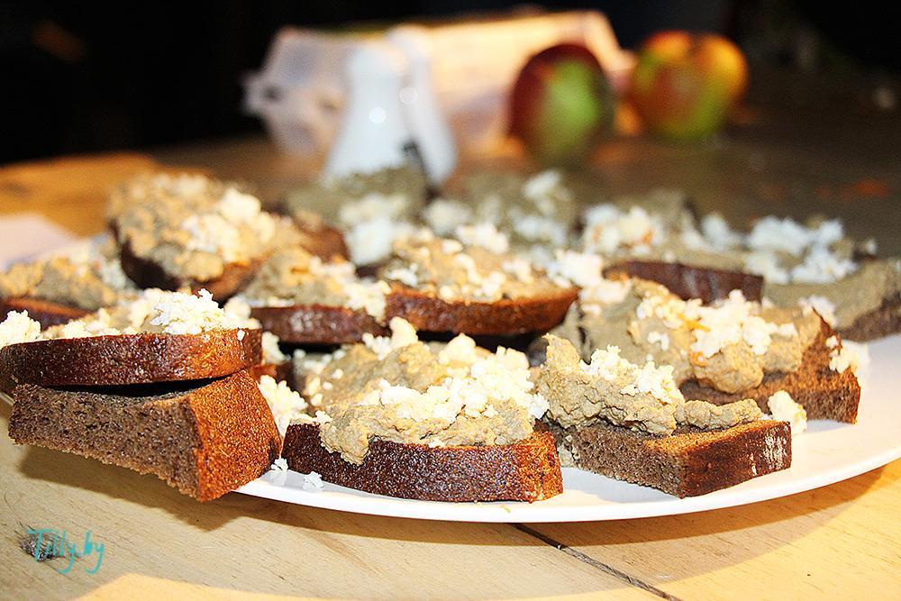 Бутерброды от еврейских бабушек