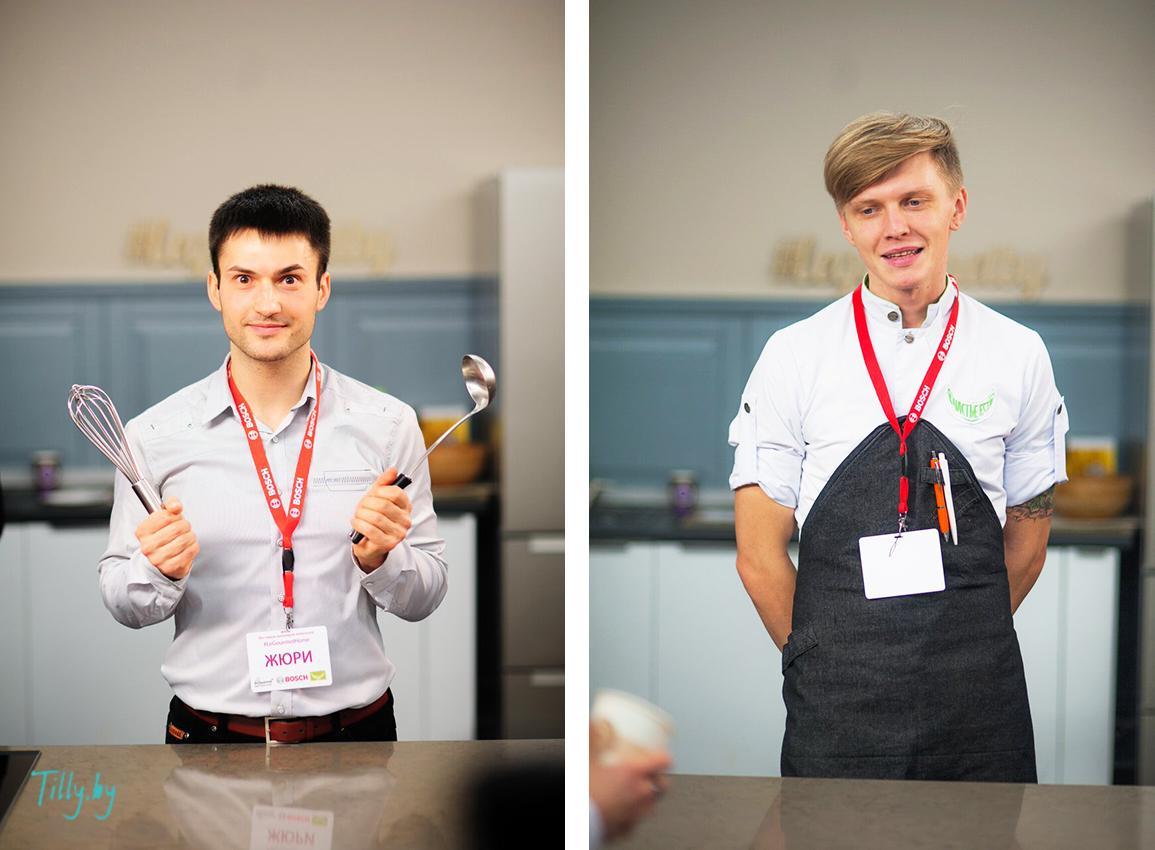 Жури на конкурсе от Le Gourmet