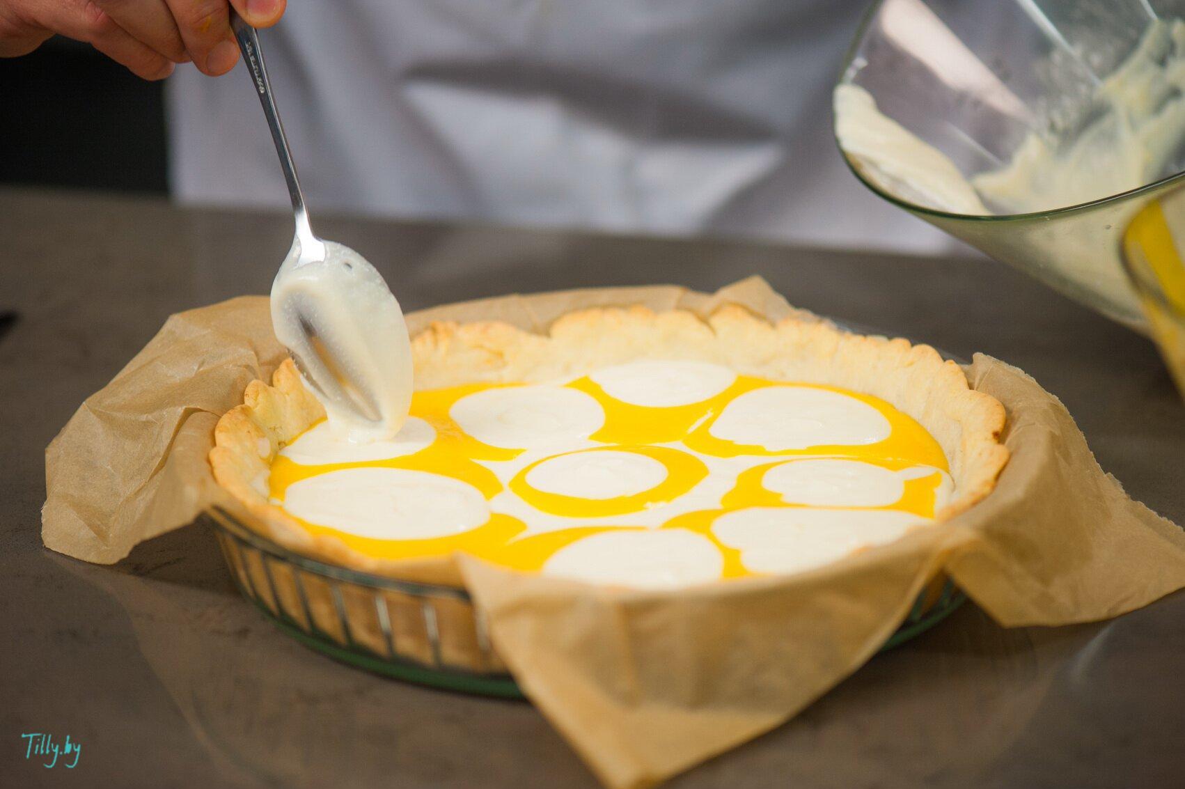 Тыквенный пирог на конкурсе кулинаров