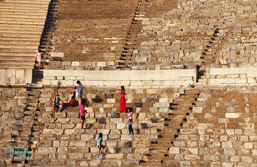 Античный театр Эфес