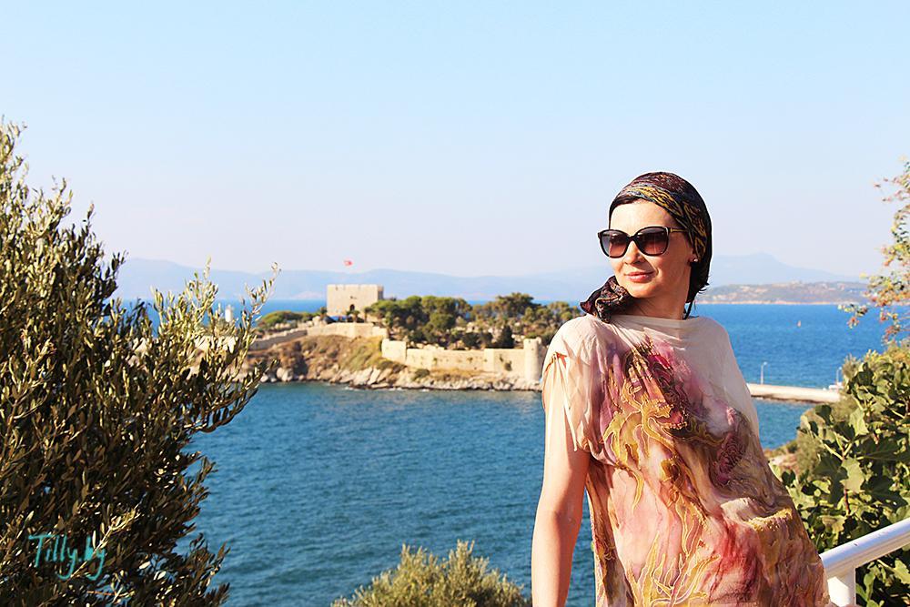 Я и Генуэзская крепость