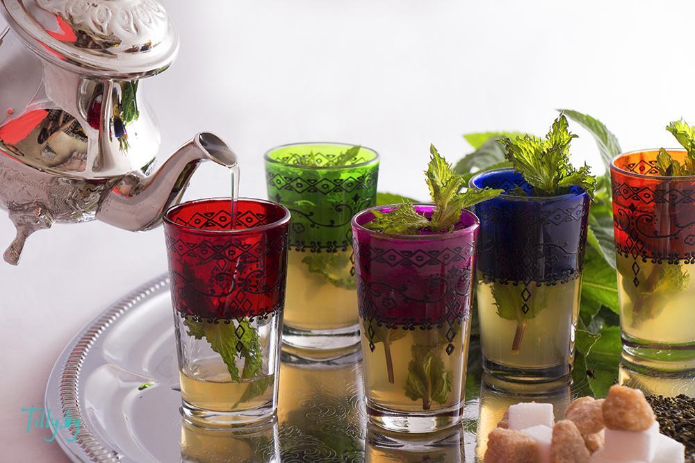 Чай как в Марокко