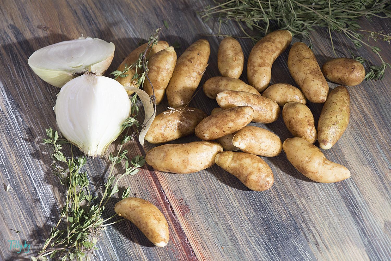 Картофель La Ratt