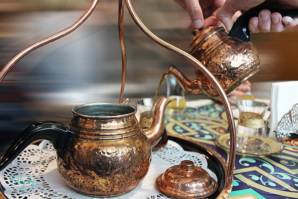 Турецкая чайная церемония