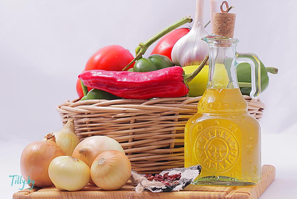 Ингредиенты для манджи по-бессарабски