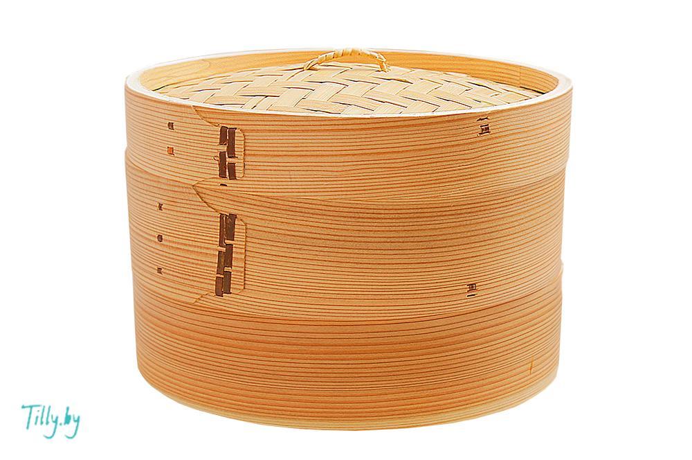 Бамбуковая пароварка фото