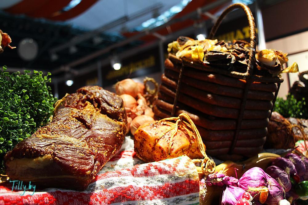 Мясные продукты на выставке Prodexpo-2016