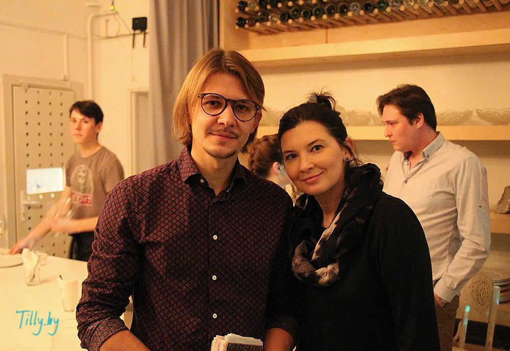 Юрий Мартыненко и Наталья Миракле