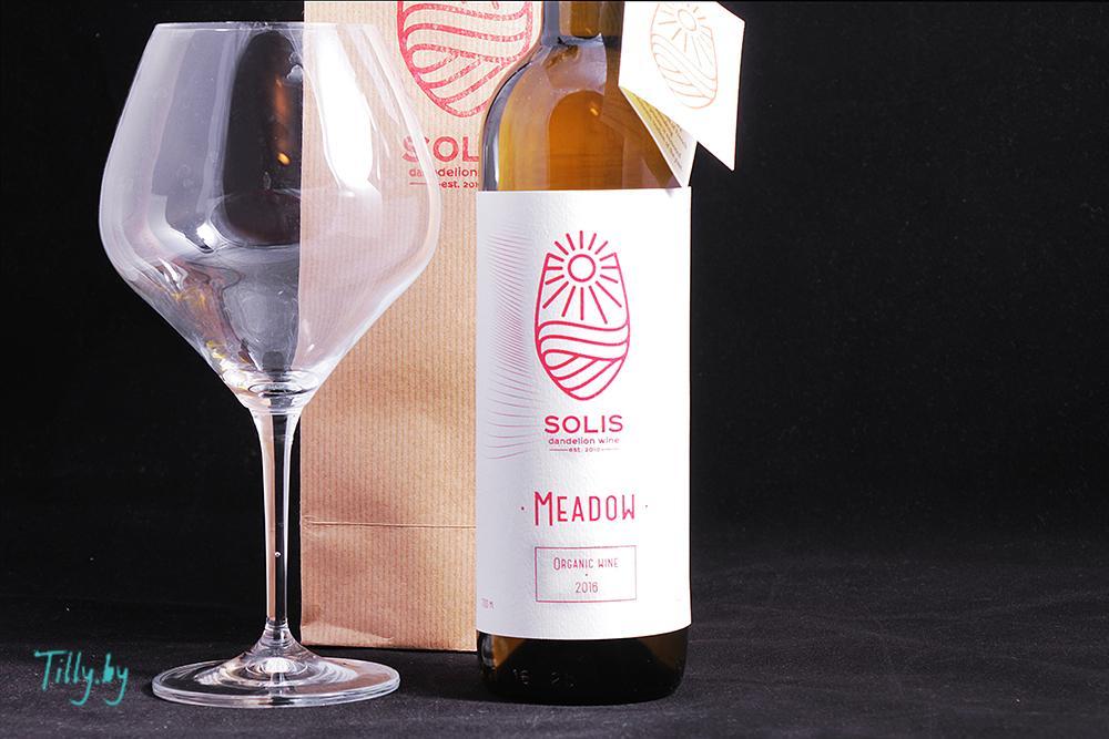 Вино из одуванчиков Meadow