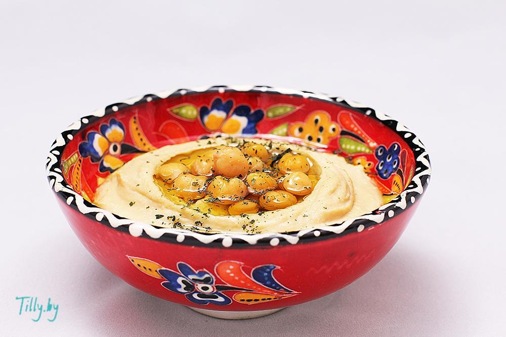 Хумус рецепт приготовления с фото