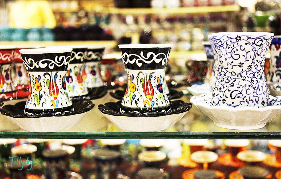 Армуды из керамики